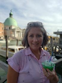 In Venice!