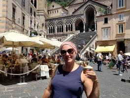 Gelato in Amalfi