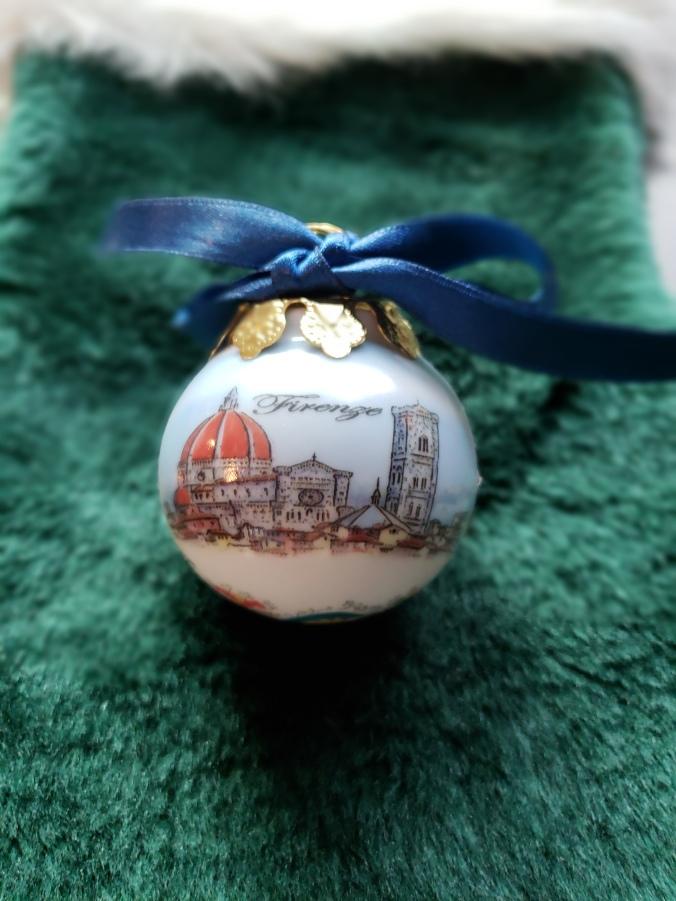 Firenza ornament