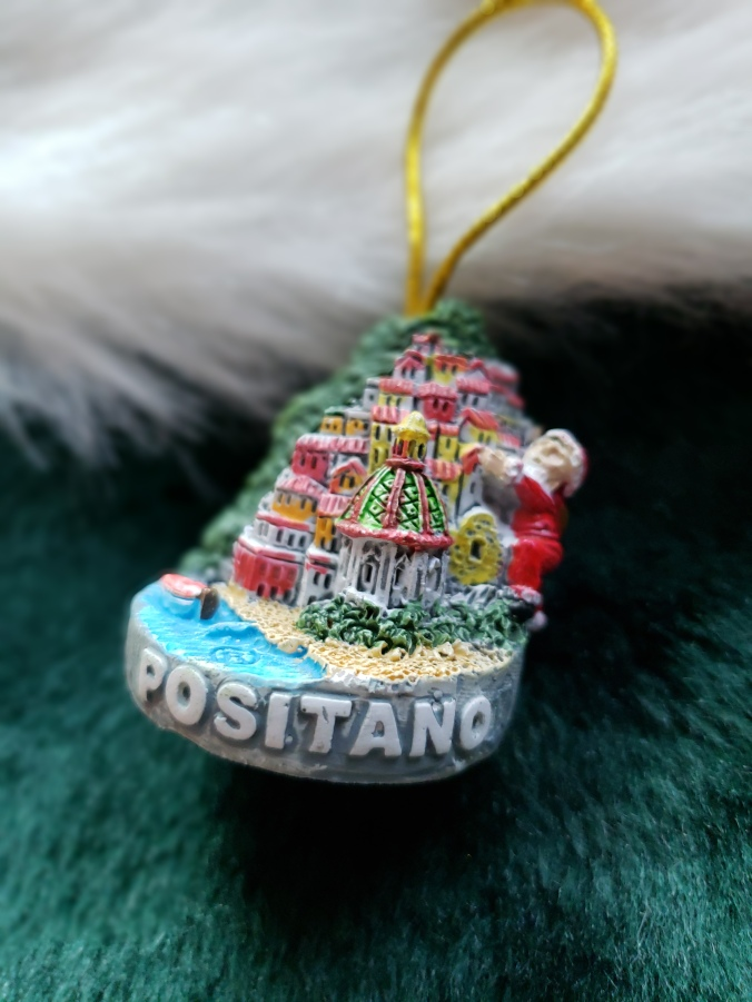 Positano ornament