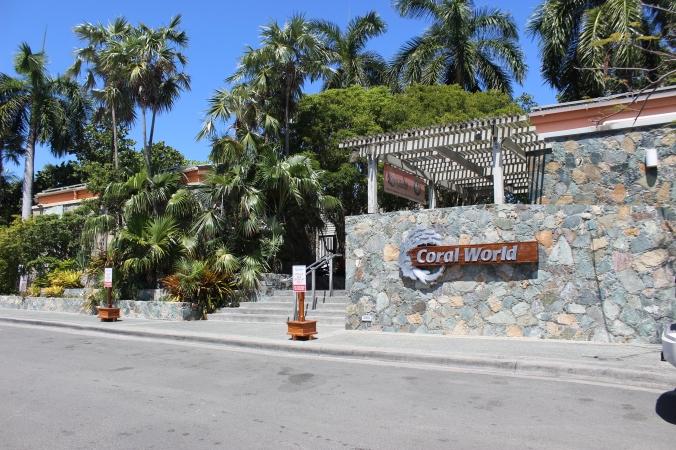 Coral World Entrance